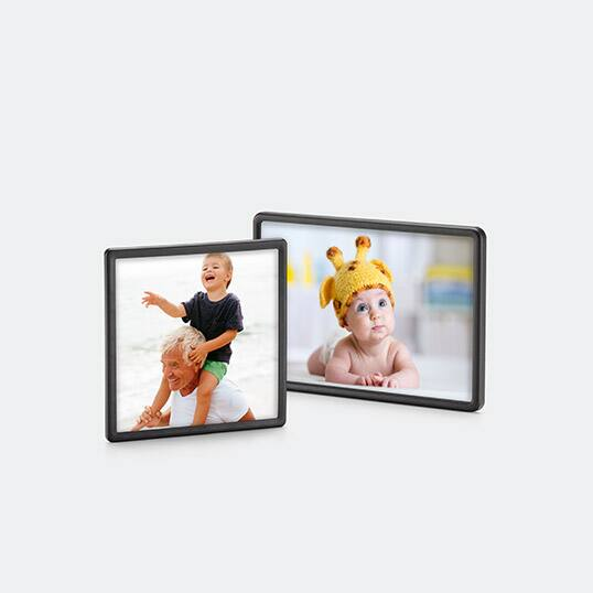 "Walgreens Custom Framed Photo Magnet (4"" x 4"" or 4"" x 6"")"
