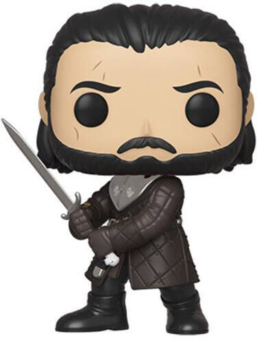 Game of Thrones Funko POP Figures: Drogon & Daenerys $6.75, Jon Snow
