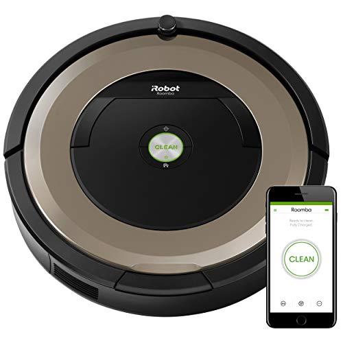 金盒特价! iRobot Roomba 891 扫地机器人, 可连WiFi