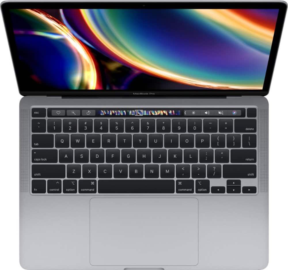 "Apple Macbook Pro (Latest Model): 13"" Retina Display, I5-1038NG7, 16GB RAM, 512GB SSD"
