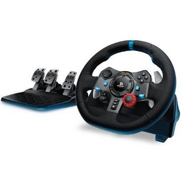 Logitech Driving Force G29 Race Wheel, Force Feedback Steering Wheel