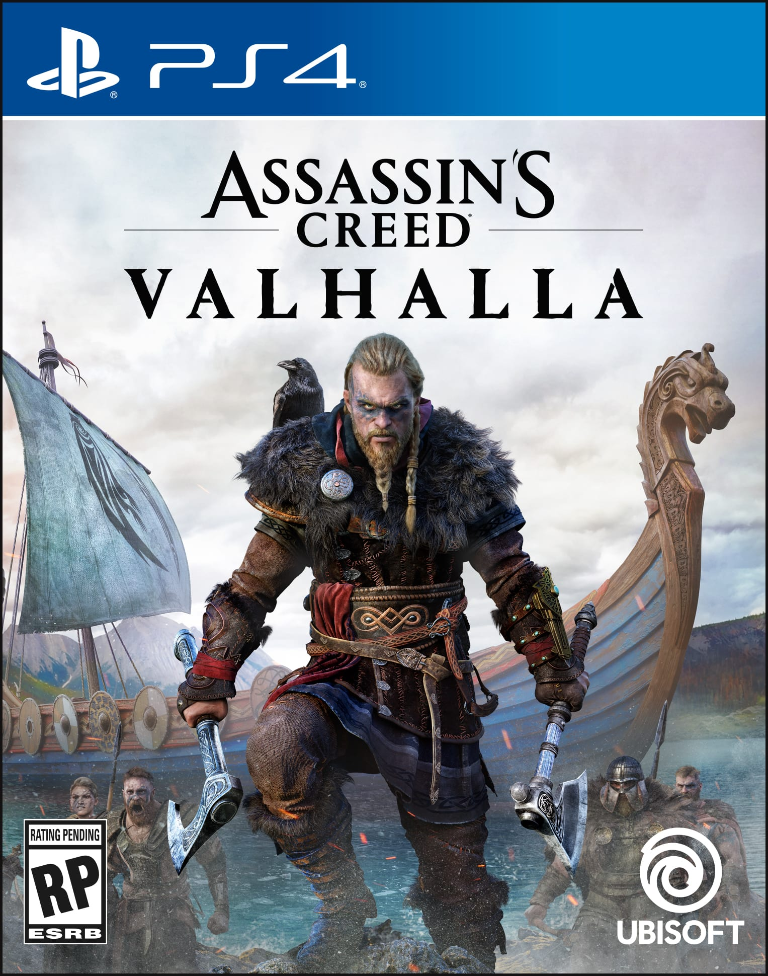 Assassin's Creed Valhalla Pre-Purchase (PS4 or Xbox One)
