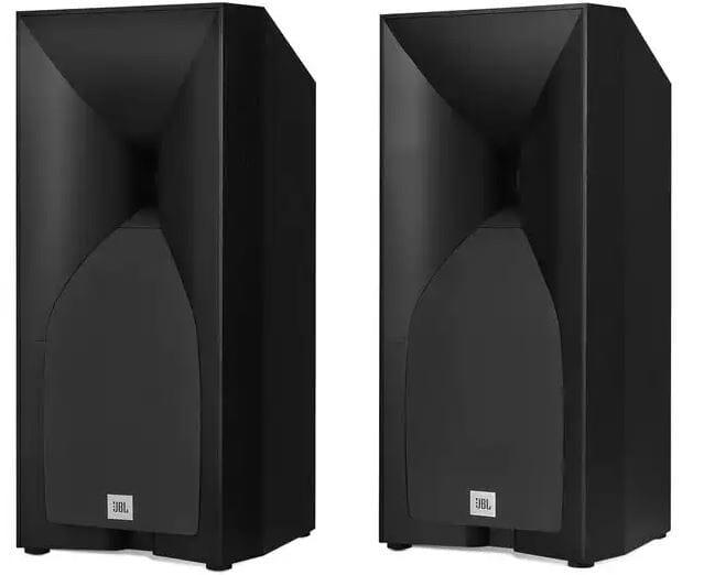 JBL Studio Speakers: 590 Floor (Single) $460, 530 Bookshelves (Pair)