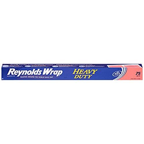 史低价!Reynolds厨房专用Heavy Duty锡纸,75SqFt