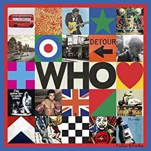 WHO by The Who w/ MP3 AutoRip (Audio CD)
