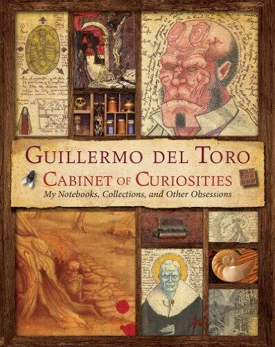 Guillermo del Toro's Cabinet of Curiosities (Kindle eBook)