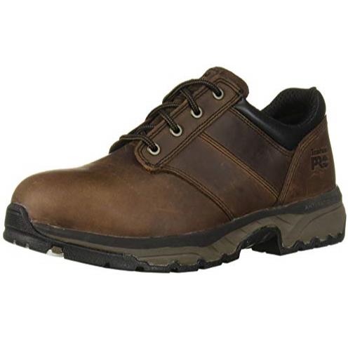 速抢!Timberland PRO 男式钢头工装靴