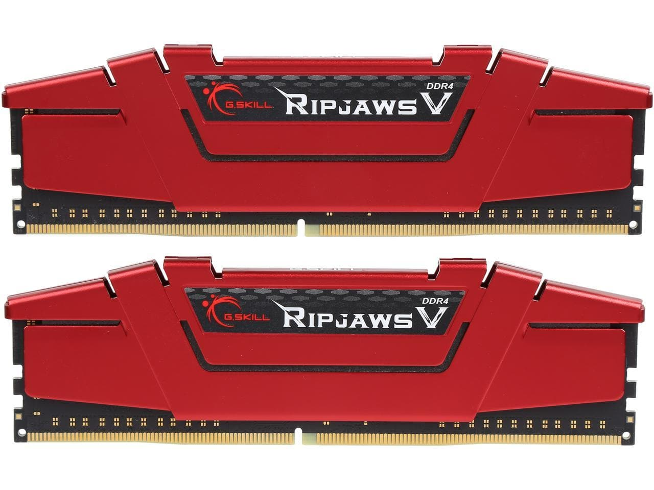 16GB (2x8GB) G.SKILL Ripjaws V Series DDR4 3200 Desktop Memory