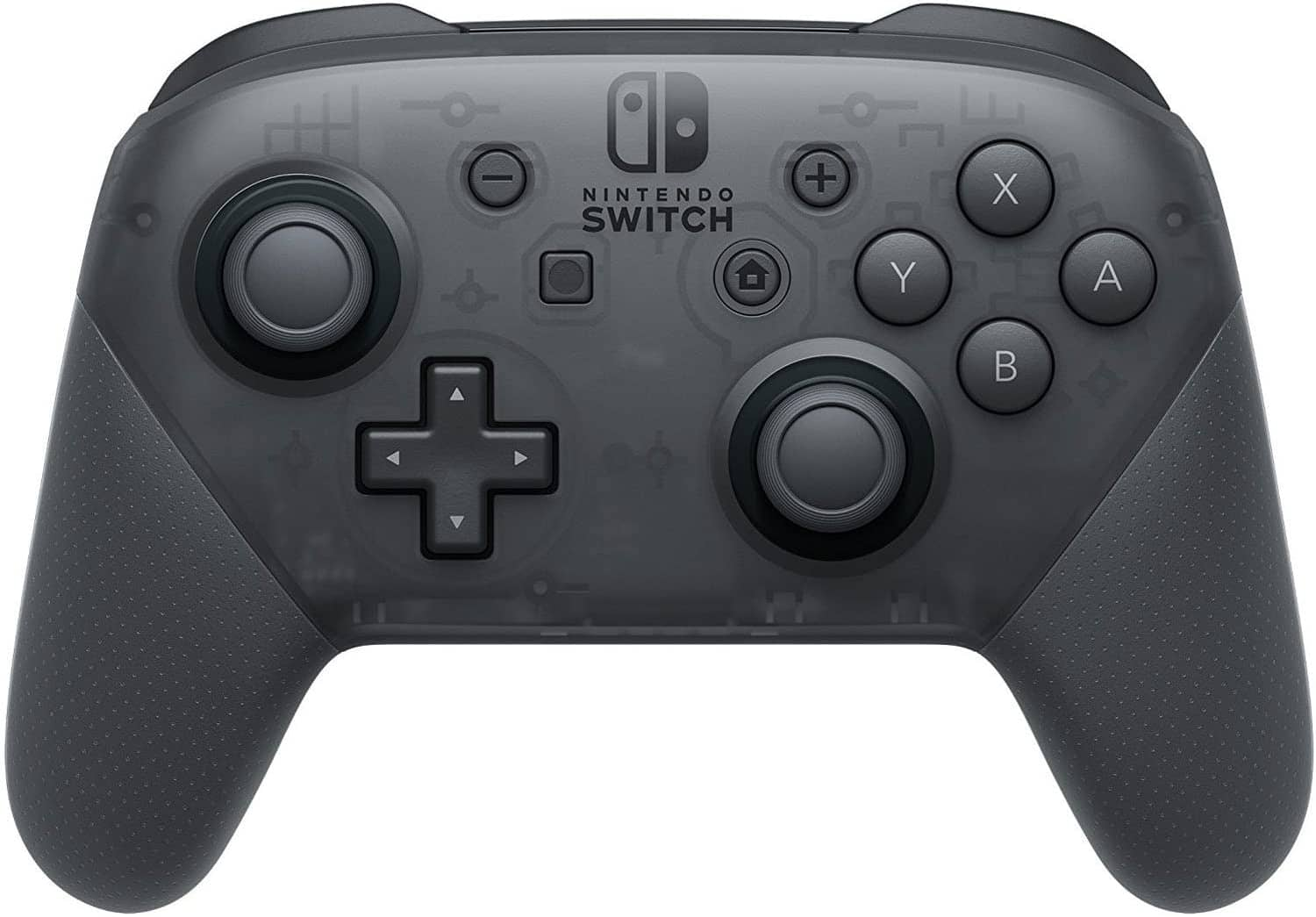 Nintendo Switch Pro Controller (Black)
