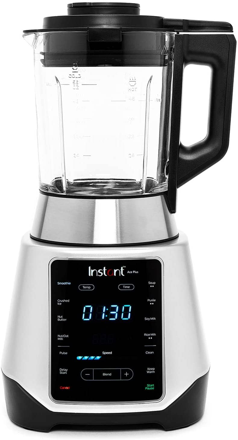 Instant Ace Plus 10-Speed Cooking Blender w/ 54oz Glass Pitcher