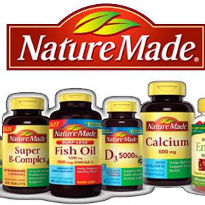 Walgreens官网Nature Made精选部分产品买1送1+额外85折促销