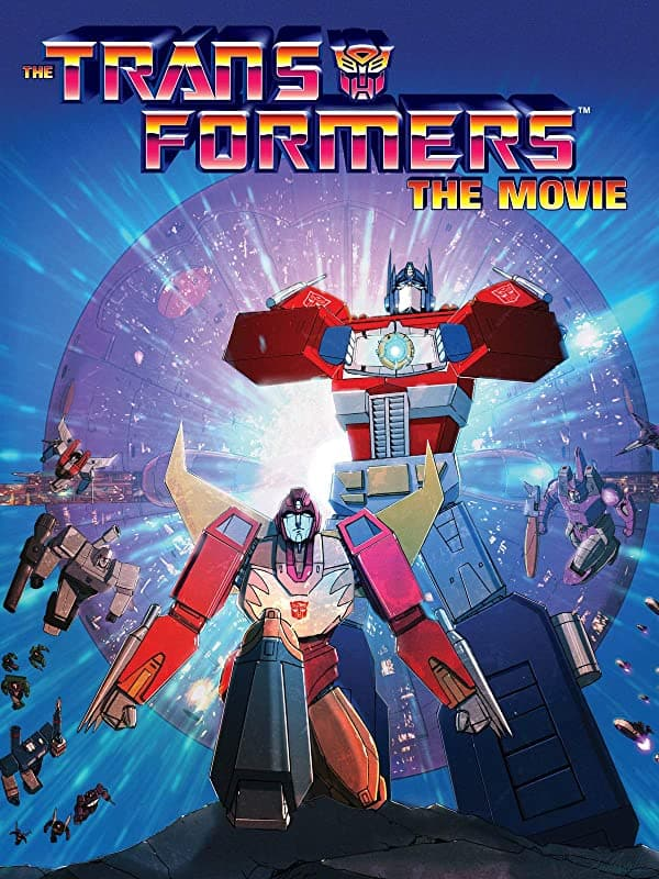 Digital HD Movies: Transformers: The Movie (1986) or Double Indemnity