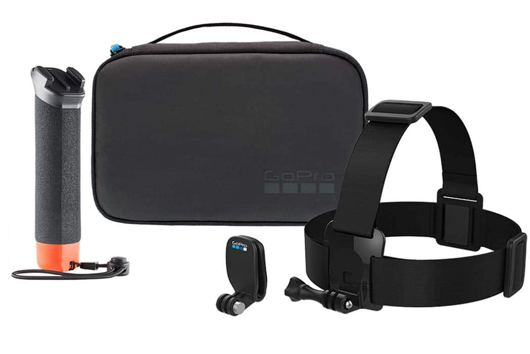 GoPro Adventure 3-Piece Camera Accessory Kit