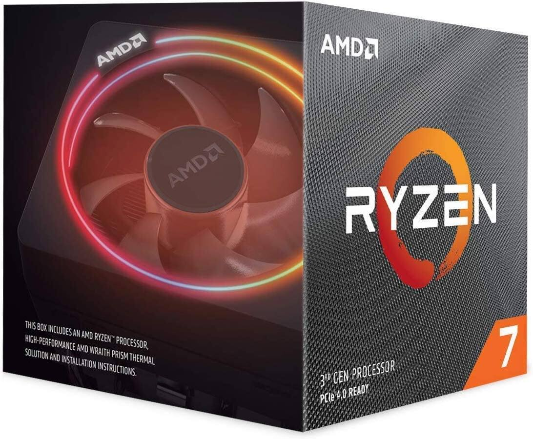 AMD Ryzen 7 3700X 8-Core 3.6GHz AM4 Desktop Processor