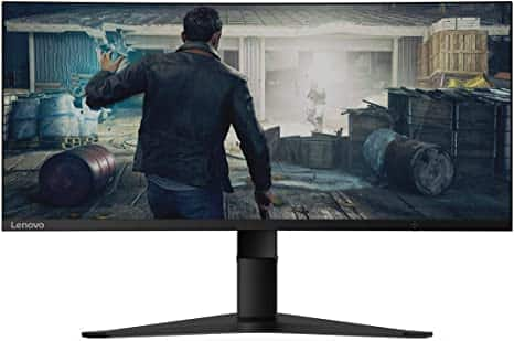 "34"" Lenovo G34w-10 3440x1440 144Hz Curved Ultrawide Gaming Monitor"