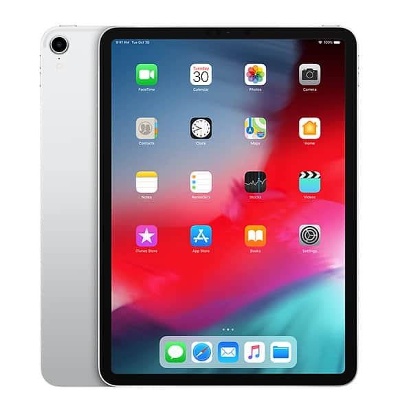 "64GB Apple iPad Pro 11"" Wi-Fi Tablet (Apple Certified Refurbished, 2018 Model)"