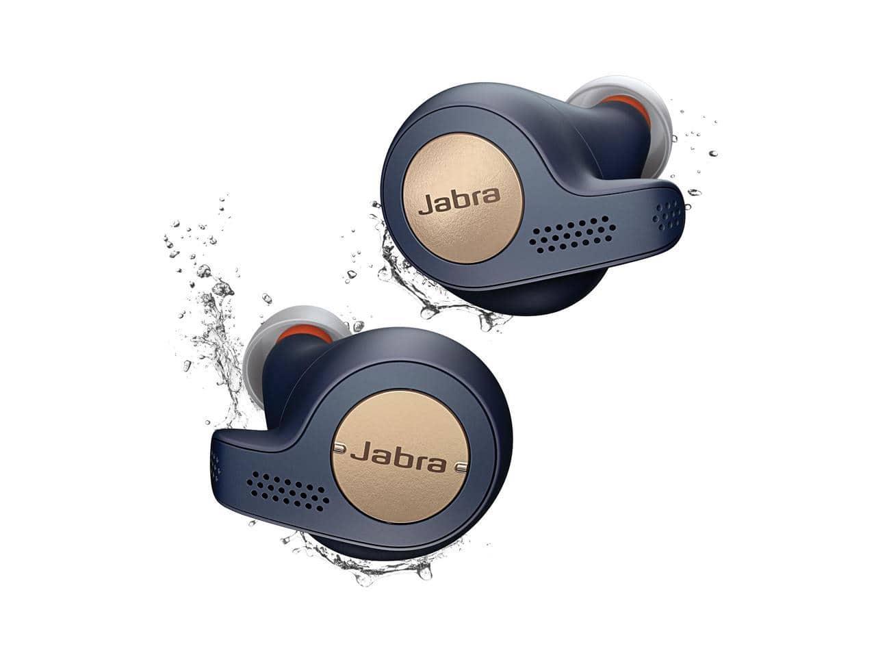 Jabra Elite 65t True Wireless Earbuds (Refurbished)