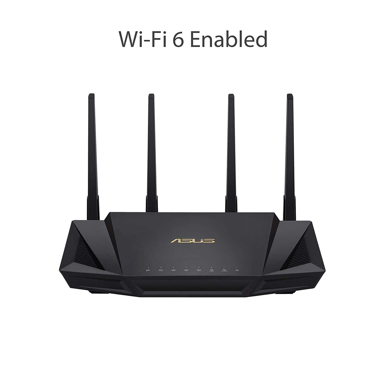 Asus RT-AX3000 Dual-Band WiFi 6 Router w/ AiMesh Support