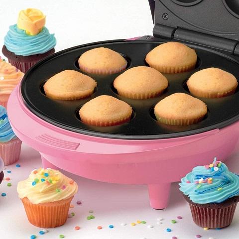 史低价!Betty Crocker 超可爱粉色蛋糕机