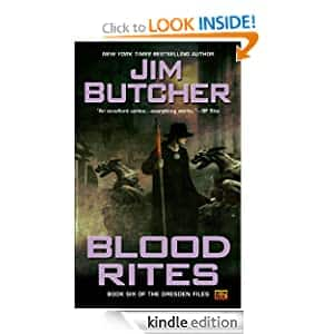 Blood Rites: The Dresden Files Book 6 (Kindle eBook)