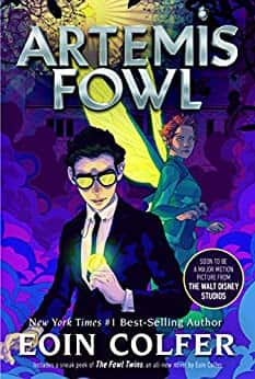 Artemis Fowl Series (Kindle eBooks)