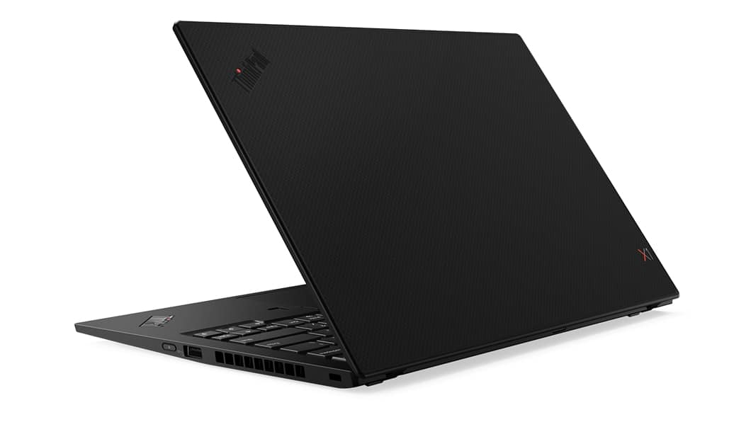 "Lenovo ThinkPad X1 Carbon (Gen 7): 14"" 1080p IPS, i5-10210U, 8GB DDR3, 256GB SSD"