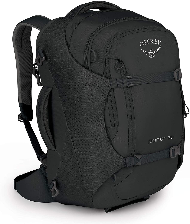 Osprey Travel Backpacks: Porter 46 $84 or Porter 30 Backpack