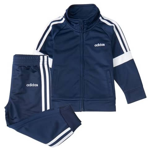 adidas Boys' Jacket & Pants Set or Girls' Hoodie & Leggings Set