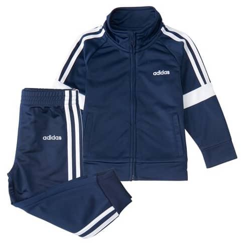 adidas Boys' Jacket & Pants Set or Girls' Hoodie & Leggings Set
