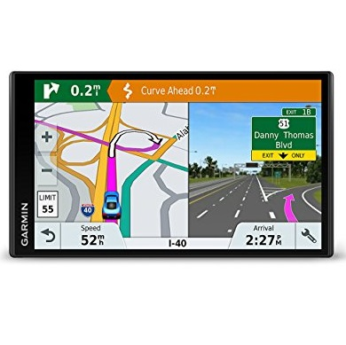 Garmin DriveSmart 61 NA LMT-S with Lifetime Maps/Traffic, Live Parking
