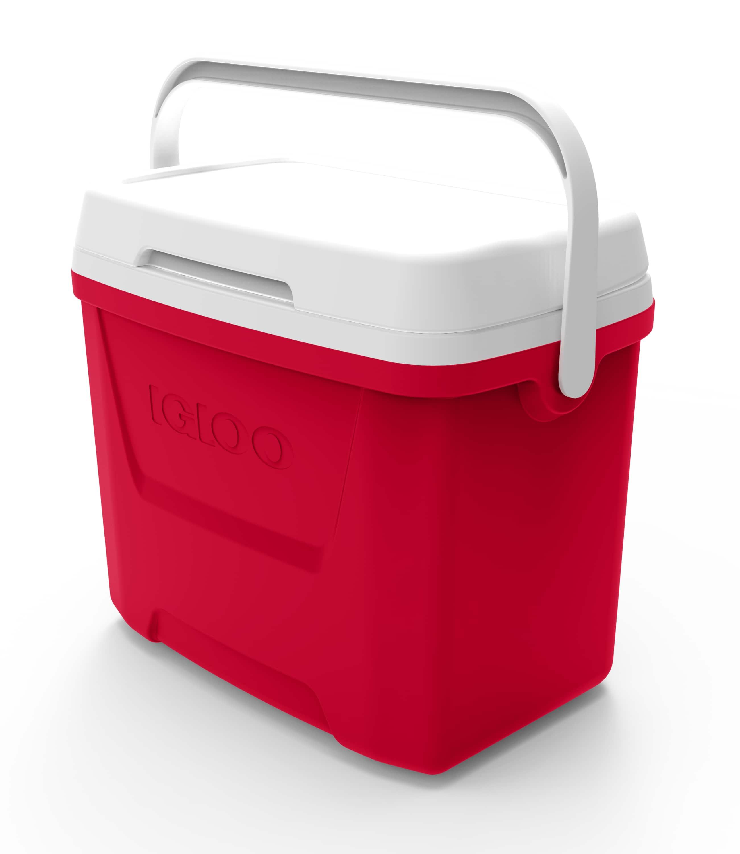 Igloo Coolers: 39-Qt Wheelie $20, 28-Qt Laguna