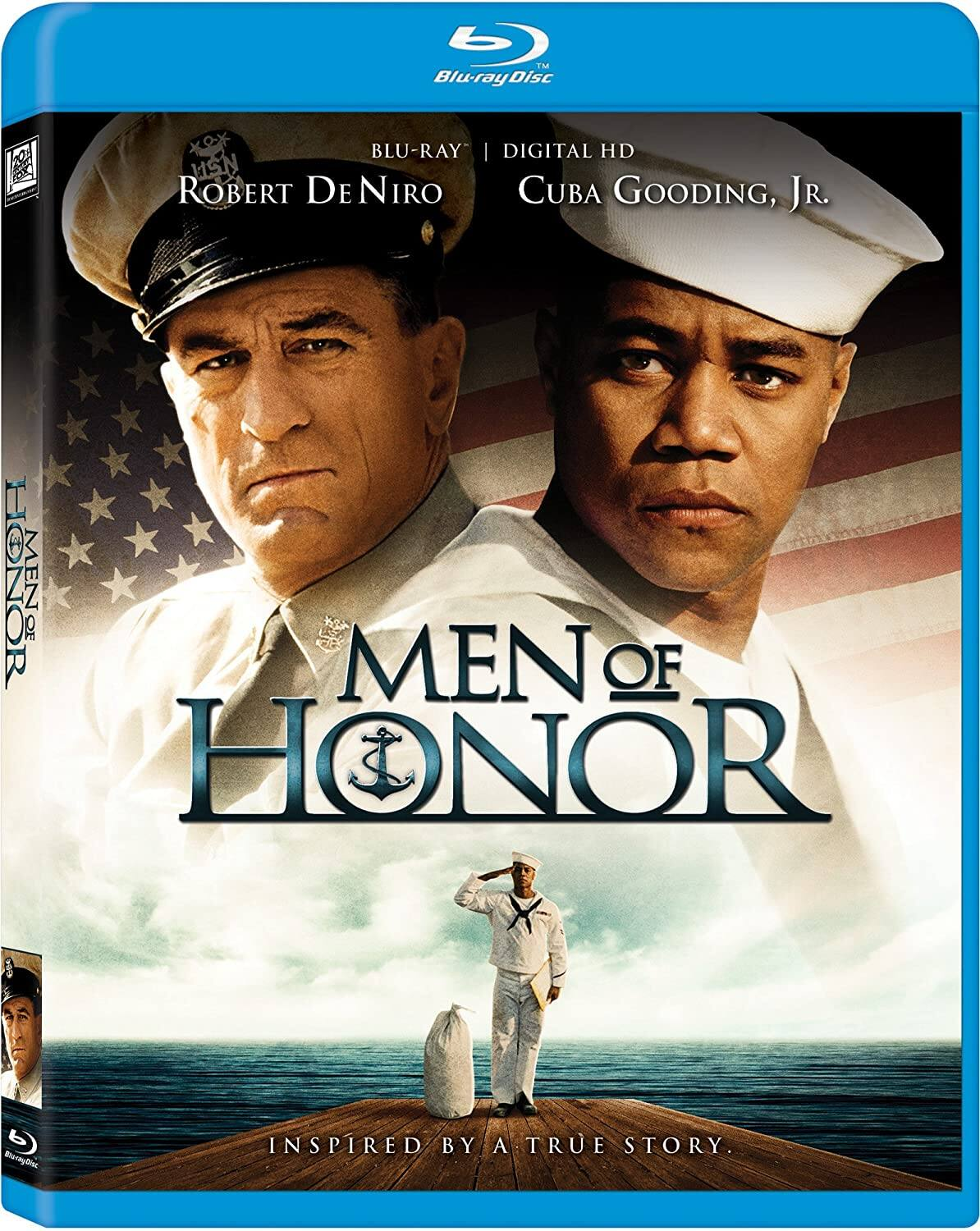 Men of Honor (Blu-Ray + Digital HD)