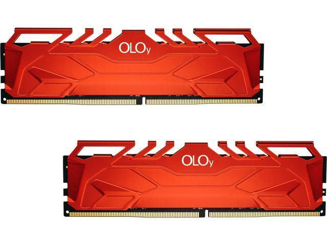 32GB (2x16GB) OLOy DDR4 3200 (PC4 25600) Desktop Memory
