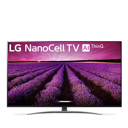 "65"" LG 65SM8100AUA 4K UHD HDR Nanocell LED Smart TV w/ AI ThinQ + $75 Dell eGC"