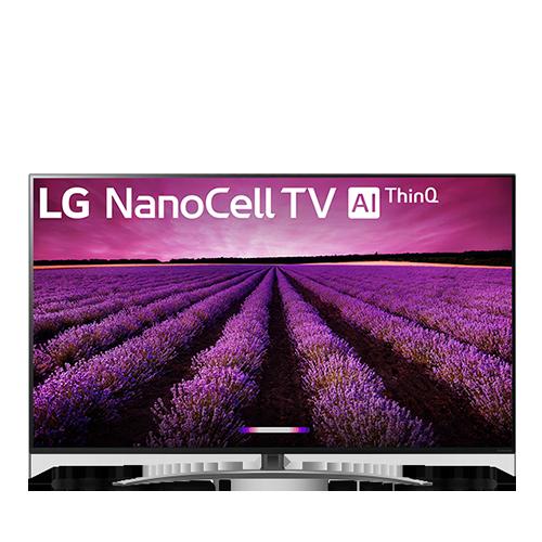 "65"" LG 65SM8100AUA 4K UHD HDR Nanocell LED Smart TV w/ AI ThinQ + $75 Dell eGC"