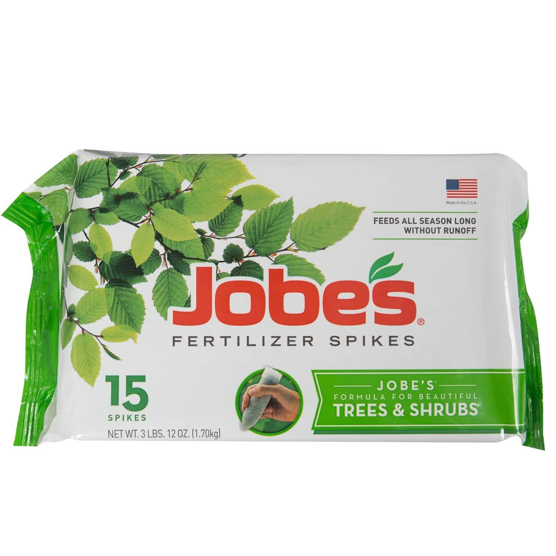 15-Count Jobe's Tree & Shrub Fertilizer Spikes