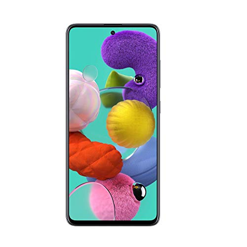 Samsung Galaxy A51 Factory Unlocked Cell Phone | 128GB of Storage