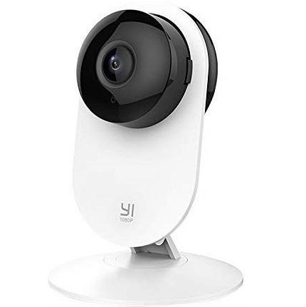 史低价!YI 1080p 家庭室内安防摄像头