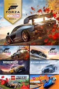 Forza Horizon 4 & Forza Horizon 3 Ultimate Ed. Bundle (XB1 Digital Download)