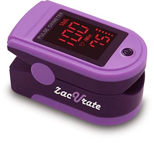 Amazon自营!超赞! Zacurate CMS 500DL 第二代血氧仪