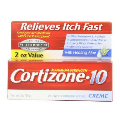 史低价!超强高效!Cortizone-10 可的松 快速止痒膏,2盎司