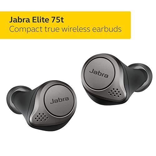 Jabra 捷波朗 Elite 75t 真无线运动耳机