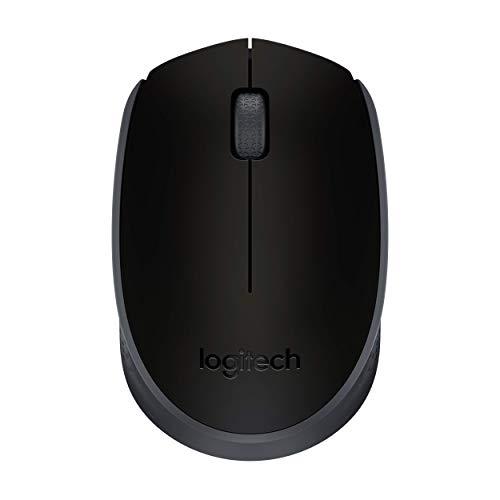 史低价!Logitech罗技 M170 便携无线鼠标