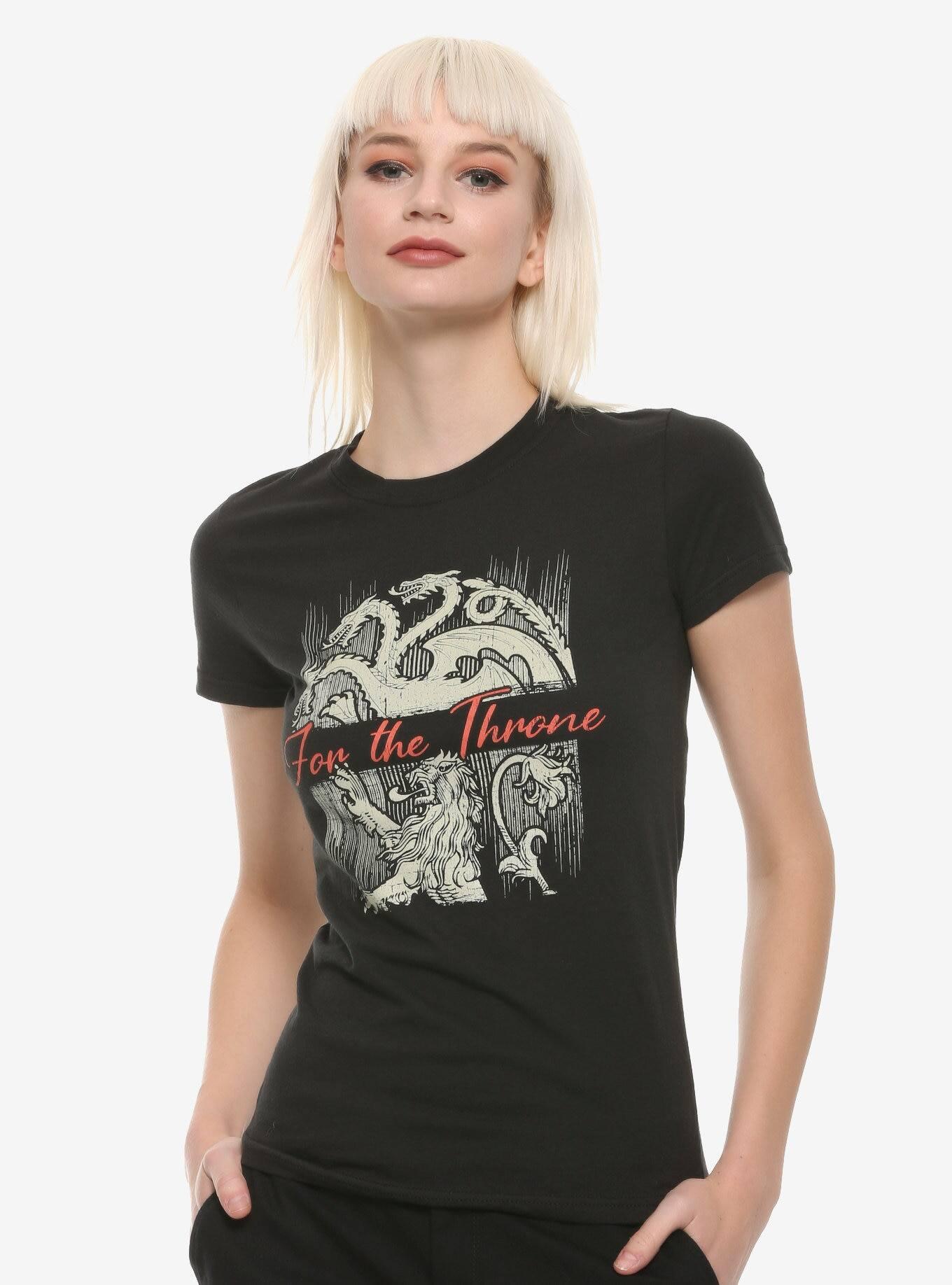 Hot Topic Men's & Women's Graphic Tees (Marvel, Music, Star Wars & More)