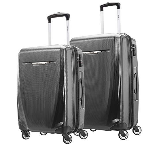 仅限今日!最新款!史低价!Samsonite新秀丽 Winfield 3 硬壳万向轮行李箱,20吋 + 25吋套装
