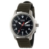"Citizen Men's BM8180-03E ""Eco-Drive"" Canvas Strap Watch"