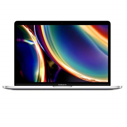 New Apple MacBook Pro (13-inch, 8GB RAM, 256GB SSD Storage, Magic Keyboard) - Silver