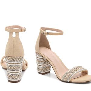 HAILEE SANDAL蕾丝凉鞋
