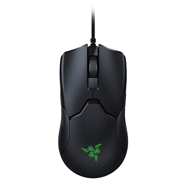 Razer Viper Ultralight Ambidextrous Wired Gaming Mouse: Fastest Mouse Switch in Gaming - 16,000 DPI Optical Sensor - Chroma RGB Lighting - 8 Programmable Buttons