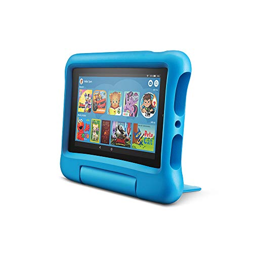 史低价!全新 Fire 7 7吋屏幕16GB儿童平板电脑,两年意外损坏无忧保修,三色可选